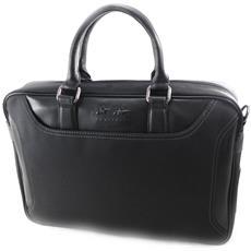 briefcase 'lafayette' nero (computer) - [ i5695]