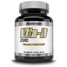 Vita-b Forte [60 Cmp] - Vitamina B In Compresse