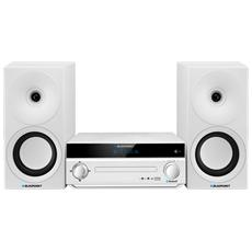 MS30BT EDITION, Micro set, Bianco, AC, MP3, FM, PLL, 245 x 248 x 90 mm