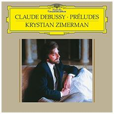 Claude Debussy - Preludes - Zimerman (2 Lp)