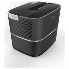 Proiettore Screeneo DLP Full HD 2000 ANSI Lumen Rapporto di contrasto 20000: 1 HDMI / USB / VGA