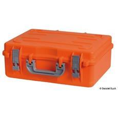 Cassetta Stagna Multiuso Arancio