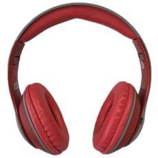 Auricolari Bluetooth Con Microfono Omega Freestyle Fh0916gr Rosso Grigio
