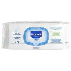 Mustela Salviette Detergenti Profumate 70 Pezzi