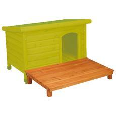 Piattaforma Canile Shelter Piattaforma Small