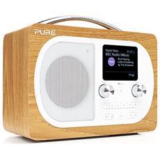 Evoke H4 Personale Digitale Quercia radio