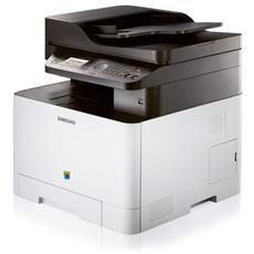 SAMSUNG - SL-M2675F Stampante Multifunzione Stampa Copia Scansione Fax Laser B / N A4 26 Ppm (B / N) Usb 2.0