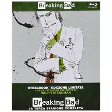 Breaking Bad - Stagione 03 (Ltd Steelbook) (3 Blu-Ray)