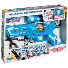 Pistola Spaziale a Batteria con Luci e Suoni