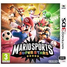 N3DS - Mario Sports Superstar + 1 Amiibo Card