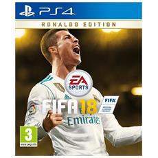 PS4 - Fifa 18 Ronaldo Edition