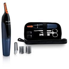 NT5180/15 Nosetrimmer Series 5000 Rifinitore per Naso e Set Manicure