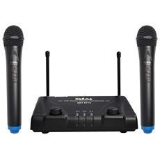 SET 6172 Doppio radiomicrofono VHF