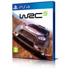 PS4 - World Rally Championship 5