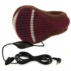 Paraorecchie con Cuffie e Microfono HI-EAR Colore Rosso