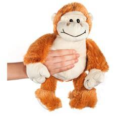 Warmpuppies Monkey Pupazzo Riscaldabile / Refrigerabile 925