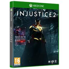 WARNER BROS - XONE - Injustice 2