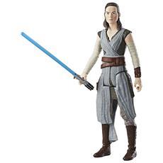 Figure Star Wars Titan Hero Rey Addestr - Day one: 15/09/17