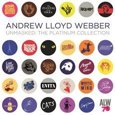Webber A. Lloyd - Unmasked-The Platinum Coll (2 Cd)