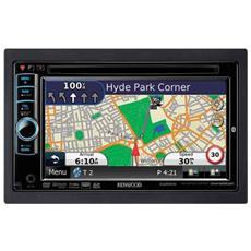 "DNX5280BT Display 6.1"" LCD touchscreen +Slot microSD Bluetooth 2D con Supporto CD / DVD"
