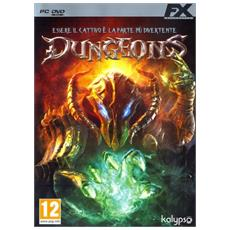 Dungeons, PC PC Inglese videogioco