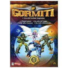 Dvd Gormiti - Stagione 02 #01