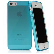 flexo slim iPhone 5 5S SE blu