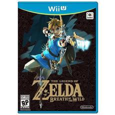 WiiU - Legend of Zelda: Breath of the Wild
