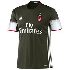 Maglia Milan Third 16/17 Verde M