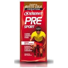 Gelatina Pre Sport Gusto Cola Unica Marrone
