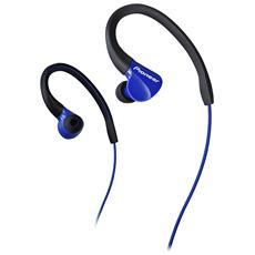 Auricolari Cablato Colore Blu