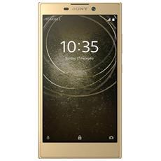"""Xperia L2 Oro 32 GB 4G / LTE Display 5.5"""" HD Slot Micro SD Fotocamera 13 Mpx Android Italia"""