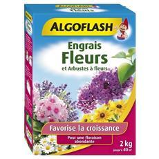 Engrais Fleurs Et Arbustes A Fleurs - 2kg