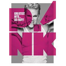 Dvd Pink - Greatest Hits. . . So Far!!!