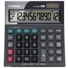 Calcolatrice Visive da Tavolo Grigio 4898B001