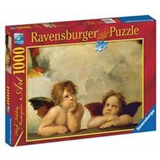 Puzzle Raffaello Cherubini 1000 pz 50 x 70 cm 15544