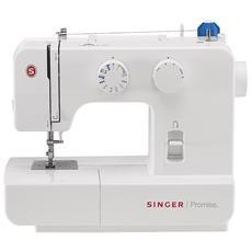 SINGER - 1409 Promise Macchina da Cucire Meccanica a Braccio Libero 9 Punti