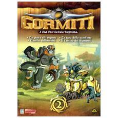 Dvd Gormiti - Stagione 02 #02
