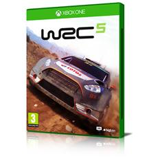 XONE - World Rally Championship 5