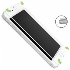 Full Glass V2 iPhone 6/6s Plus, bianco