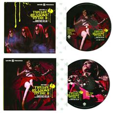 Ghostface Killah - 12 Reasons To Die Ii Serato Picture Disc (2 Lp)