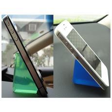 Supporto Triangolare A 60 O 30 Gradi Inclinazione Smatphone Cellullare Ipad Tablet Per Auto Casa Colore Casuale