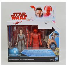 Figure Star Wars Rey e G. Pretoriana - Day one: 15/09/17