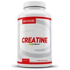 Creatina 3000 Mg 110 Compresse - Bodyraise - Creatine Monohydrate -