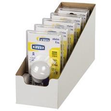 00112184 3.8W E14 A+ Bianco caldo lampada LED energy-saving lamp