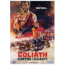 Dvd Goliath Contro I Giganti