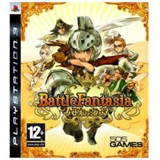 PS3 - Battle Fantasia