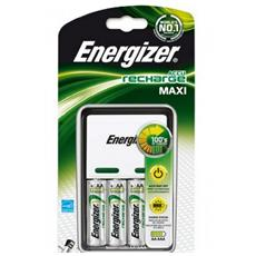 633077/635043 Caricabatterie Compact Energizer AA / AAA - 8-9 ore