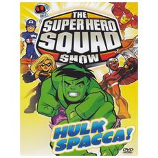 Dvd Super Hero Squad Show (the) #02