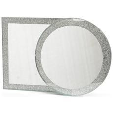 Base Specchio con Glitter